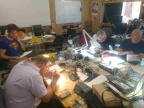 20180916 r3 uBitx workshop